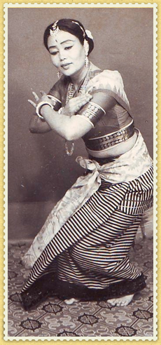 Living_Legend of Manipuri Dance